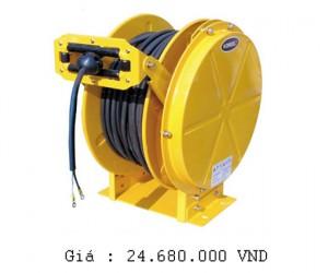 Rulo cuốn cáp kiểu lò xo10320 300x250 Rulo điện(3*30m) – Koreel Hàn Quốc