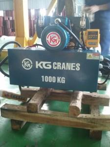 KG1000 225x300 Palang cáp điện dầm đơn hàn quốc