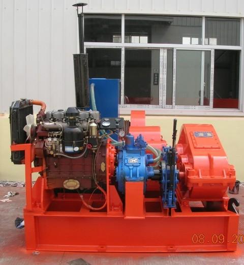 JM20T diesel Tời kéo là gì? Cấu tạo của tời kéo
